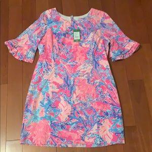 NWT LILLY FIESTA SHIFT DRESS
